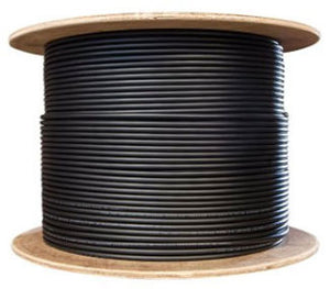PV Wire 10 AWG 500 Foot Spool Black - PVB500SPOOL
