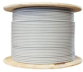 PV Wire 10 AWG 500 Foot Spool White - PVW500SPOOL