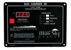 Blue Sky Energy Sun Charger  PWM Charge Controller 30 Amp 12 Volt - SC30