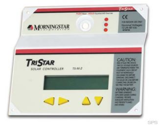 Morningstar TS Digital Meter 2 for TriStar Charge Controller - TS-M-2
