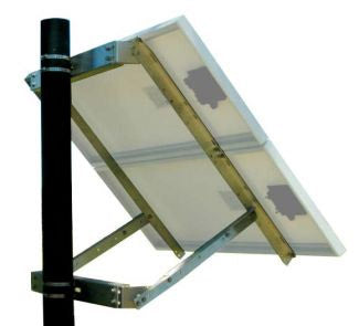 Tamarack 55 Inch Solar Panel Side-Of-Pole Mount - UNI-SP/02X