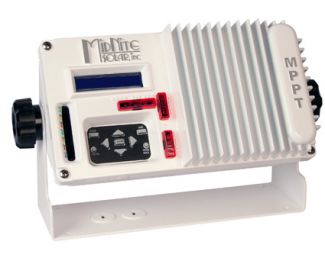MidNite Solar Kid 30A MPPT Charge Controller White Marine - MNKID-M-W