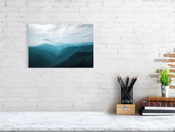 Wall Art Print of Mount Fuji in Japan