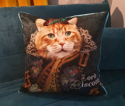 Housse de Coussin LORD BISCOTTE