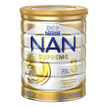 Load image into Gallery viewer, Nestle NAN Supreme (HA) 3 - 800g