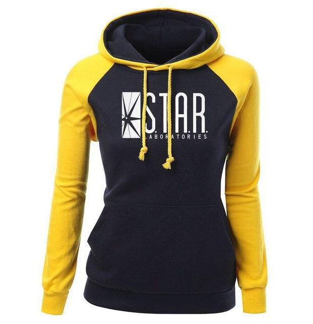 Female Sweatshirts 2018 New Arrival Autumn Winter Fleece Hoodies Women Raglan Pulloverwwetoro-wwetoro