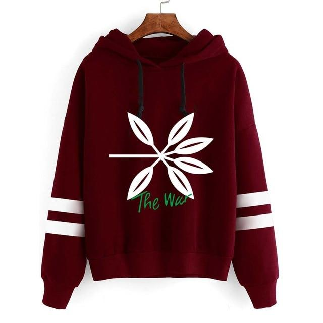 New Korean Style Kawaii Clothing Sweatshirts for Girls Twice Bts Fake Lovewwetoro-wwetoro