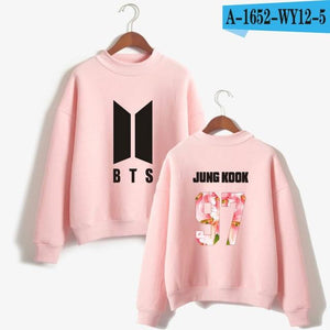 BTS k pop Love Yourself Women Hoodies Sweatshirts bts Hoodie Bangtan Boyswwetoro-wwetoro