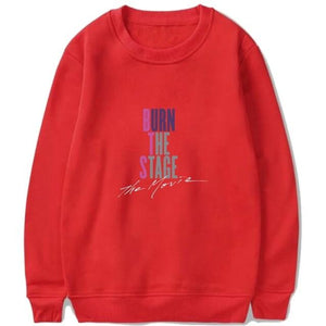 Drop Ship 2018 Autumn Winter BTS Kpop Hoodies Sweatshirts Letters Printed Clotheswwetoro-wwetoro