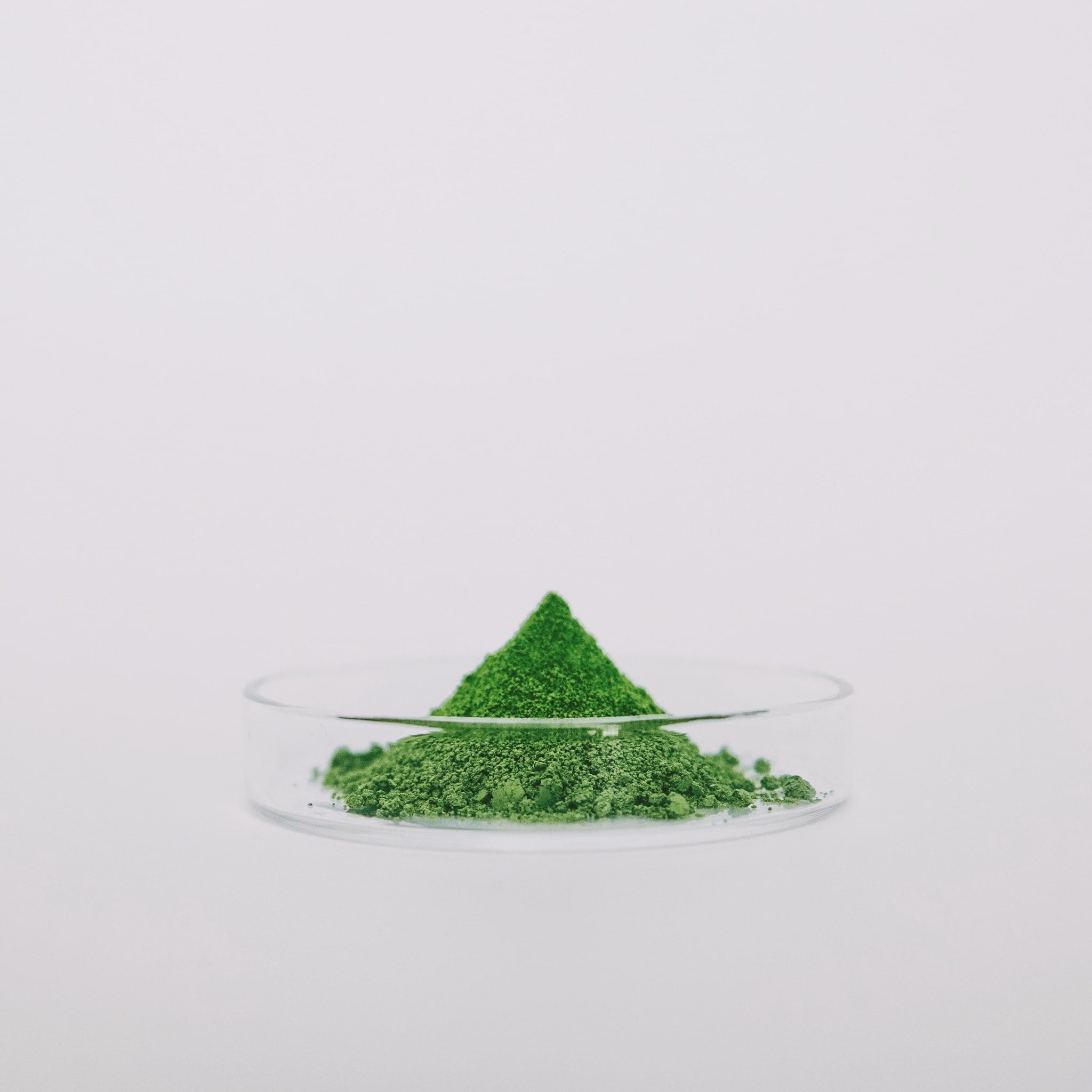 Monday Ceremonial Matcha powder color