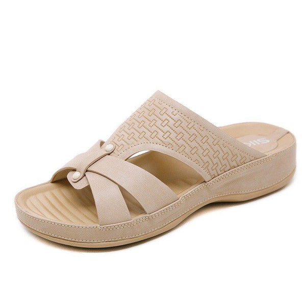 Women's Shoes Open Toes Hollow Leisure Beach Sandal