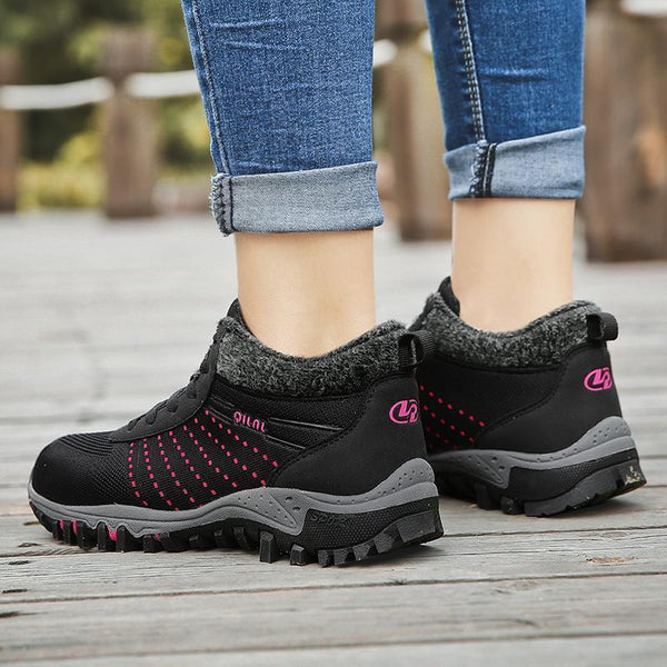 Women's Outdoor Non-slip Winter Warm Sports Shoes