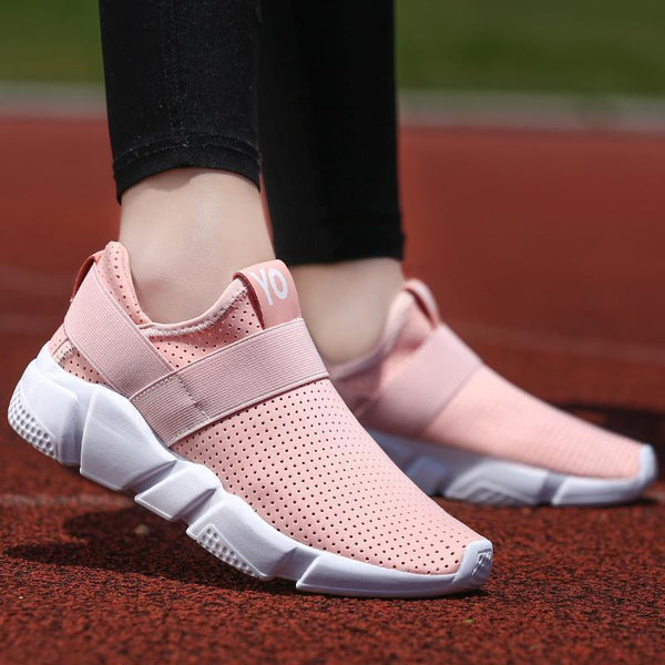 Woman Fashion Breathable Casual Light Walking Sneakers