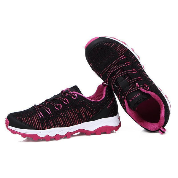 Women's Flying Woven Active Sports Sneakers