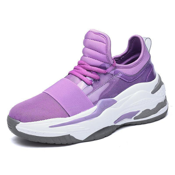 Women's Casual Thick Bottom Outdoor Breathable Sneakers