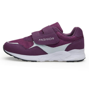 Female Spring And Summer Shoes For The Elderly Walking Shoes