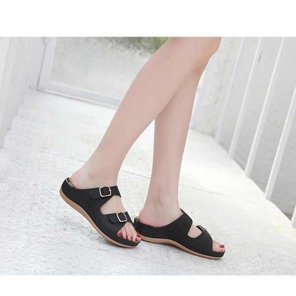 Women Soft Casual Comfort Slippers