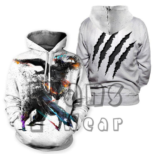Black Panther - King's Combo Bundle I Unisex Pullover Hoodie