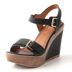 Women's High Heels Single Strap, High Heels Platform Sandals