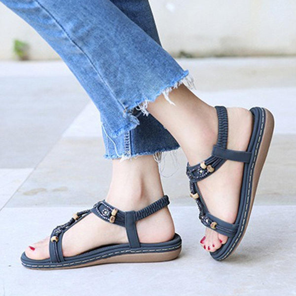 Women's Shoes Open Toe Breathable Slippery Surface Sandals