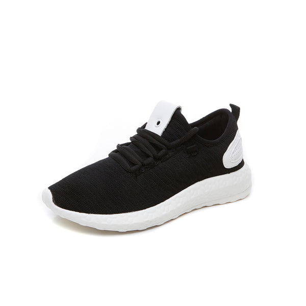 Women's Casual Breathable Knit Woven Sneakers