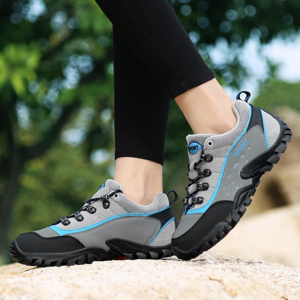 Women Outdoor Water Resistant Sports Hiking Boots
