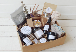 The Ultimate Pamper Gift Set Box