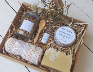 Treat Yourself Pamper Gift Set Box