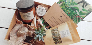 Environmental Friendly Gift Set Pack