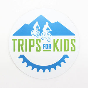 Trips for Kids 4 inch magnet