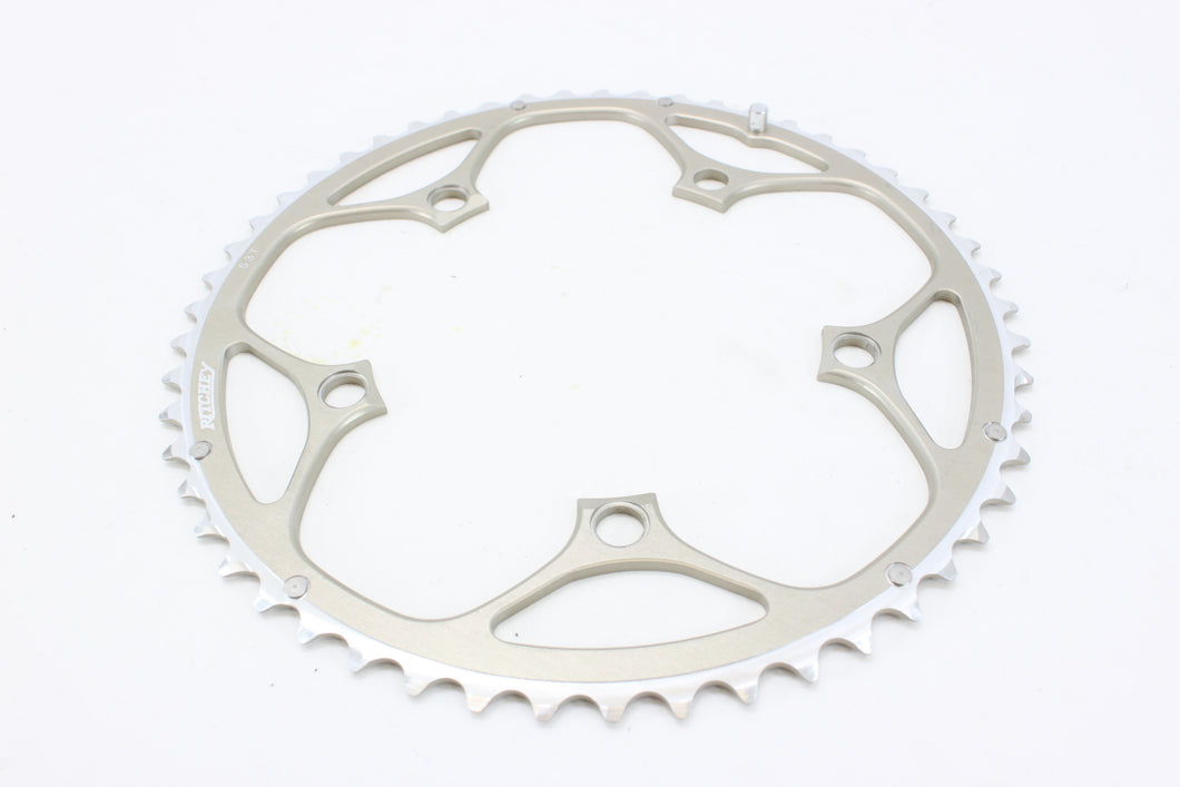 Ritchey 53 Tooth Chainring 5 Bolt 130mm BCD w/ Ramps and Pins NEW