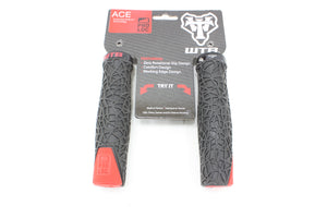 WTB ACE PAD LOC Zero Rotational Grips Comfort Working Edge Design *NOS*