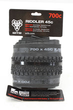 WTB Riddler 45c x 700c TCS Tubeless Cyclocross Bike Tire