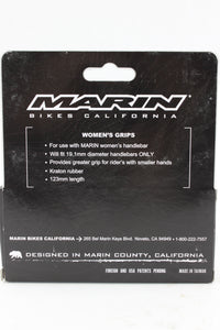 Marin Bikes Women's Handlebar Grips, 19.1mm bar, 123mm length (5 pairs)