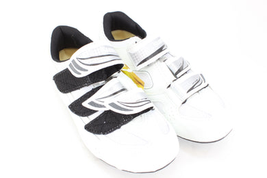 Shimano SH-WR35 Road Shoe Cycling Shoes White Size 37 NOS