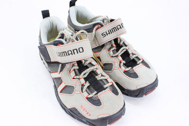 Shimano SH-WM40 Cycling Shoes Beige Size 40 NOS
