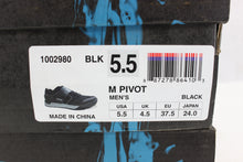 Teva Men's Pivot Cycling Shoe Black Size 5.5 1002980 NOS