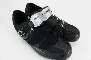 Shimano RT182 Road Shoe Cycling Shoes Black Size 48 NOS