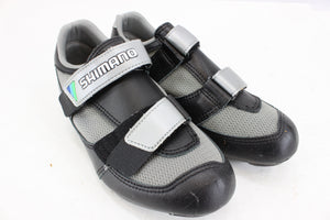 Shimano SH-T110 Road Cycling Shoes Black Size 36 NOS Vintage