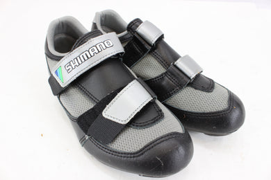 Shimano SH-T110 Road Cycling Shoes Black Size 37 NOS Vintage