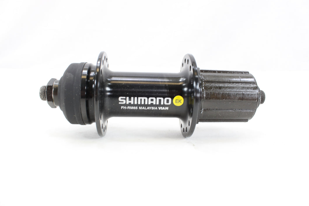 Shimano FH-RM65 32H 10 Speed Freehub Center Lock Disc Brake NOS