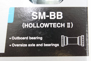 Shimano SM- BB51 Hollowtech II English Bottom Bracket 68mm NOS