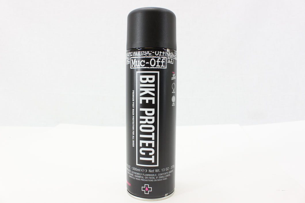 Muc-Off Bike Protect Aerosol Spray 500mL Bottle