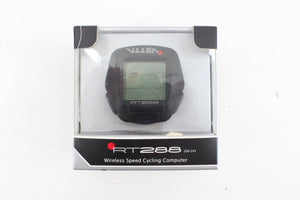 VETTA RT288 WIRELESS SPEED CYCLING COMPUTER NOS