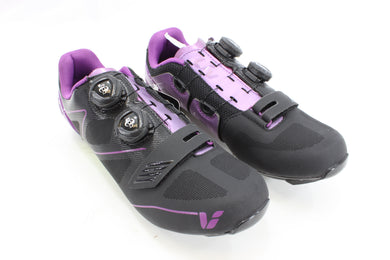 Giant Liv Macha Women's Cycling Shoes Black Purple NEW in BOX