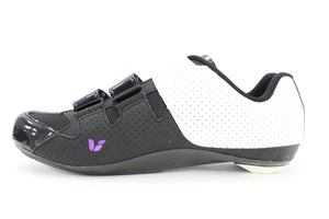Giant Liv Mova White/Black/Purple Women's Cycling Shoes New in Box