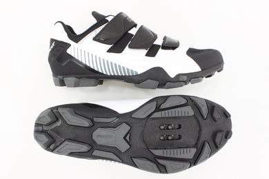 Giant Flux Black White Men's Cycling Shoes New in Box
