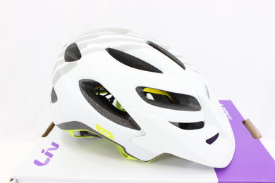 Giant Liv Cycling Coveta MIPS Bike Helmet Tonal Grey Small & Medium NIB