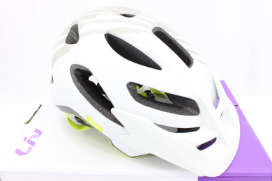 Giant Liv Cycling Coveta Bike Helmet Tonal Grey Small NIB