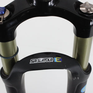 SR Suntour Epixon TR Suspension Fork 27.5/650b 120mm Travel GOOD USED CONDITION